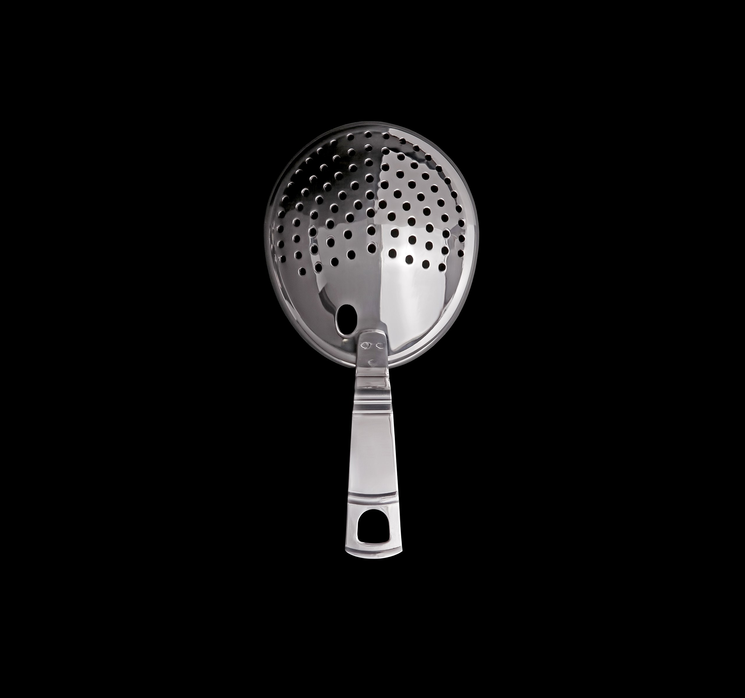 Crafthouse by Fortessa Professional Metal Barware/Bar Tools by Charles Joly, 6″ Stainless Steel Julep/Cocktail Strainer