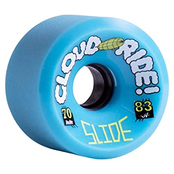 Cloud Ride Slide Longboard ruedas 70 mm 83 A