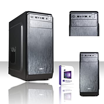 PC Desktop Quad Core AMD A10 7860 K 4.0 GHz Turbo Max/licencia Windows 10