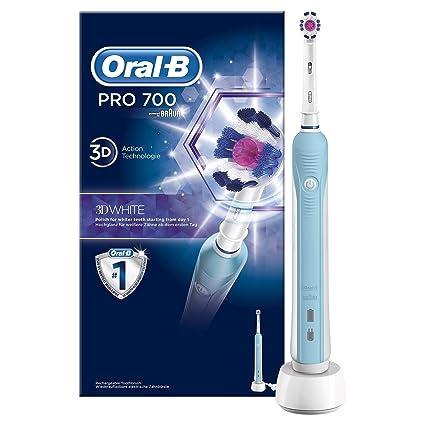 Braun Oral-B D16.513.U - Cepillo de dientes eléctrico de rotación