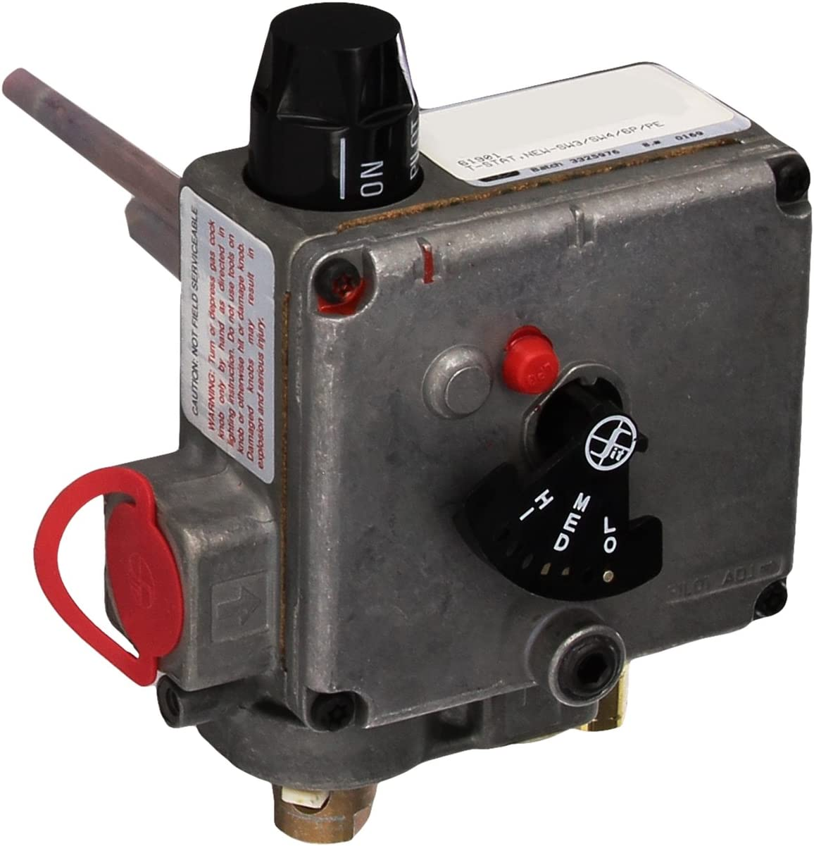 Suburban (161111 Water Heater Thermostat Gas Control