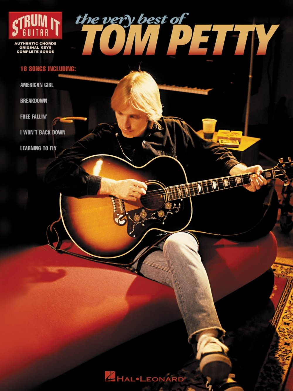 Amazon Hal Leonard The Very Best Of Tom Petty Guitar Tab