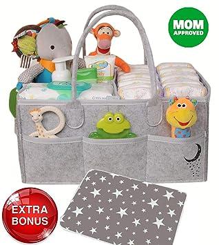 Amazon.com: Barcan - Organizador de pañales para bebé ...