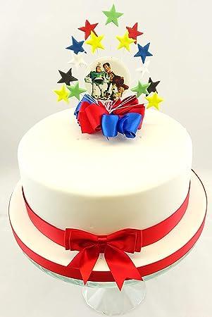 The Cake Emporium Ltd Toy Story Buzz Woody & Jessie Star ...