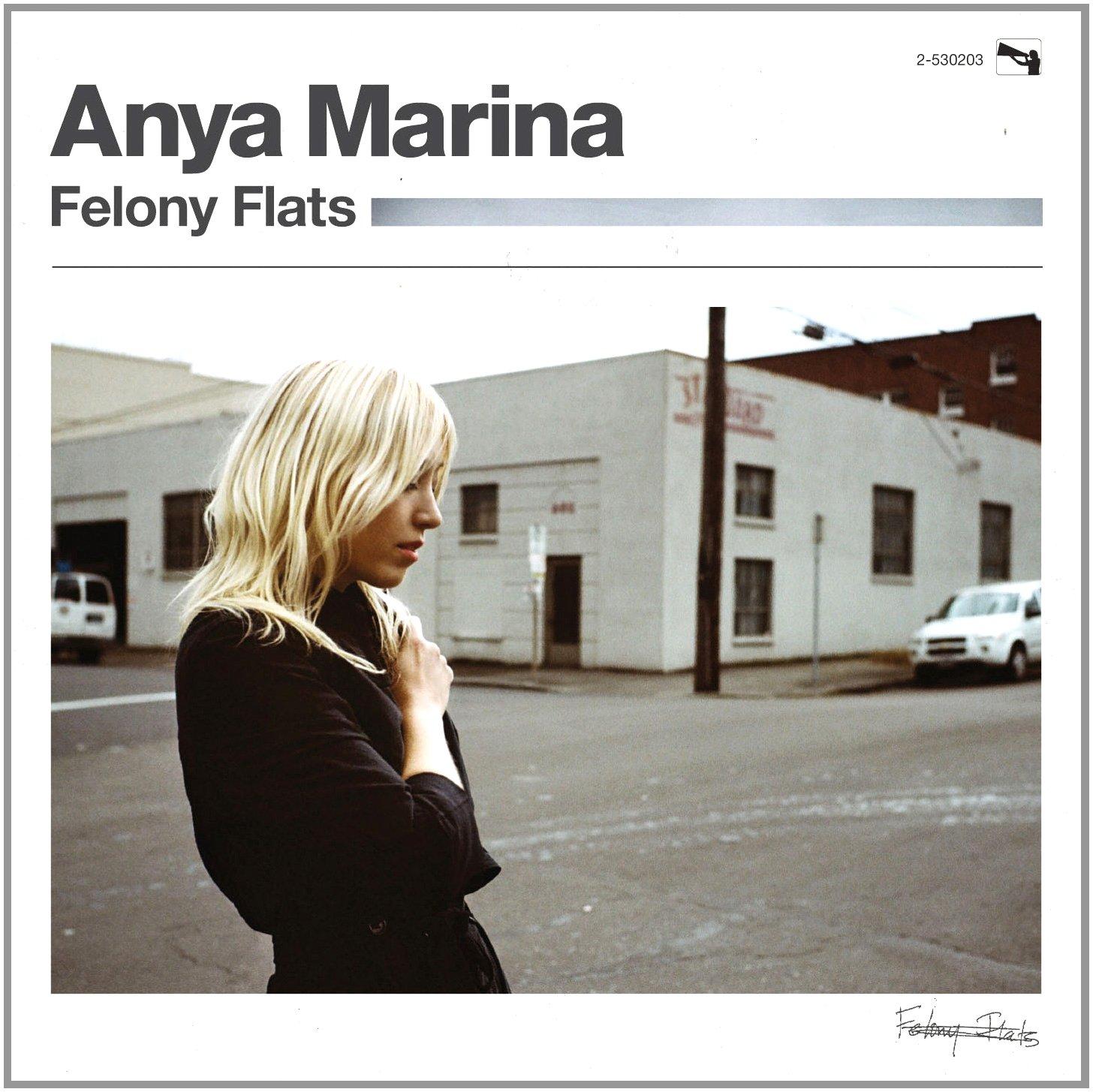 Marina, Anya - Felony Flats - Amazon.com Music