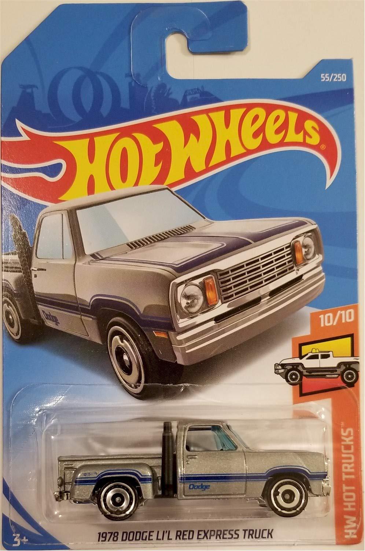 Buy Hot Wheels 2019 Hw Hot Trucks 10 10 1978 Dodge Lil Red