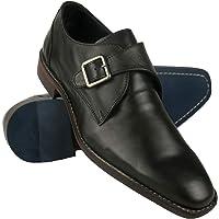 Zerimar Zapato de Piel para Hombre Zapato Elegante para Hombre