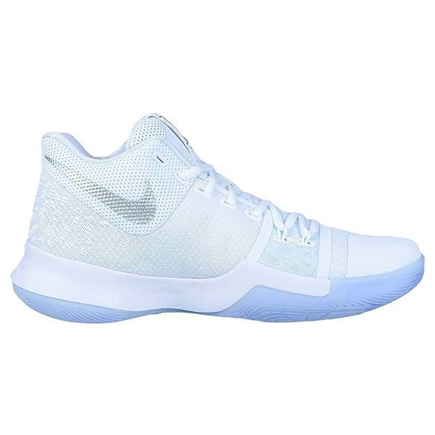 b9b30cb4cff Nike Mens Kyrie 3 Trainers 852395 007  Amazon.co.uk  Shoes   Bags