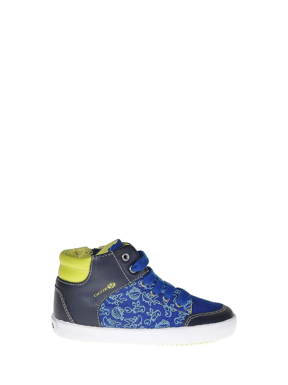 hoch gelobt Genieße den kostenlosen Versand heiß-verkaufendes echtes Geox B841NA 01054 Sneakers Kid Blue 23: Amazon.co.uk: Shoes ...