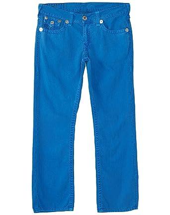 a4012cc2bbe Amazon.com  True Religion Ricky Spt Straight Jeans Mens  Clothing