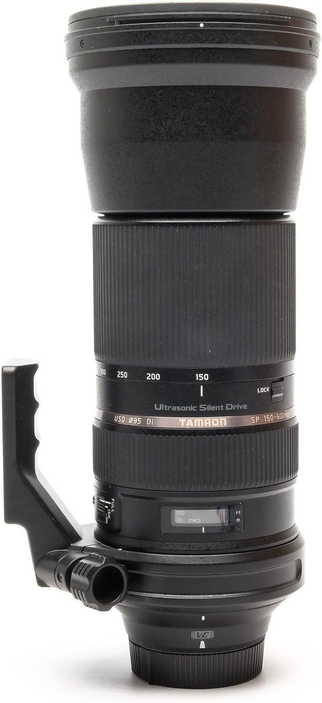 Tamron Sp 150 600 Mm F 5 6 3 Di Vc 2 5 Ghz Zoomobjektiv Kamera