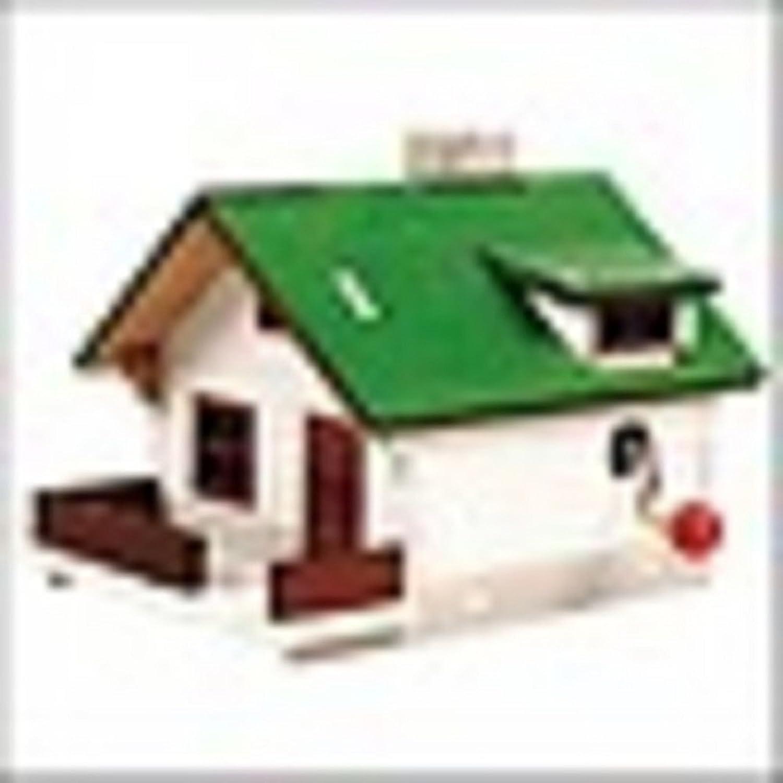 Dollhouse Miniature 1:12 Scale DIY Dollhouse Music BOX KIT #G7155 AZTEC IMPORTS