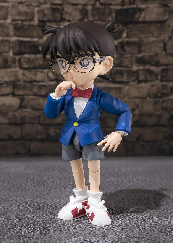 Figuarts Edogawa Conan Case Closed Action Figure Bandai Tamashii Nations S.H
