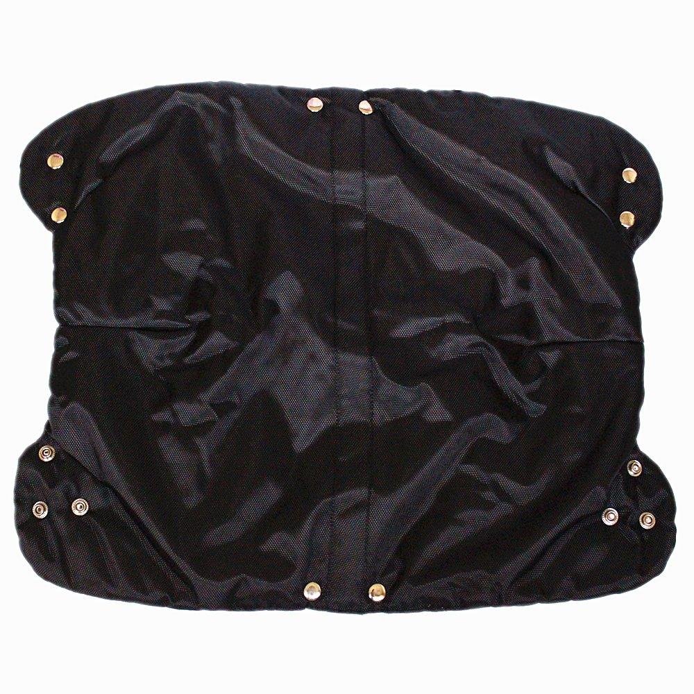 guantes para manija de cochecito con forro polar abrigado para la mayor/ía de los cochecitos Accesorios para cochecito de beb/é