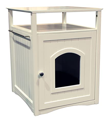 Merry Pet Cat Washroom / Night Stand Pet House