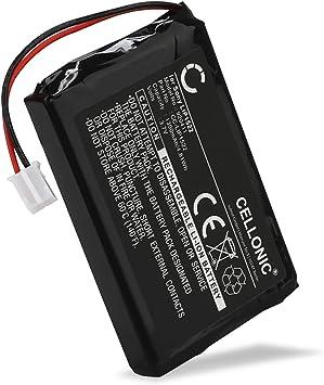 Oferta amazon: CELLONIC® Batería Premium Compatible con Sony PS4 Dualshock 4 V1, Playstation 4 Controlador (no PS4 Pro/Slim V2 Mando) (1300mAh) LIP1522 Mando bateria de Repuesto, Pila reemplazo, sustitución