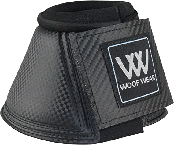White All Sizes Woof Wear Pro Unisex Horse Boot Over Reach Boots