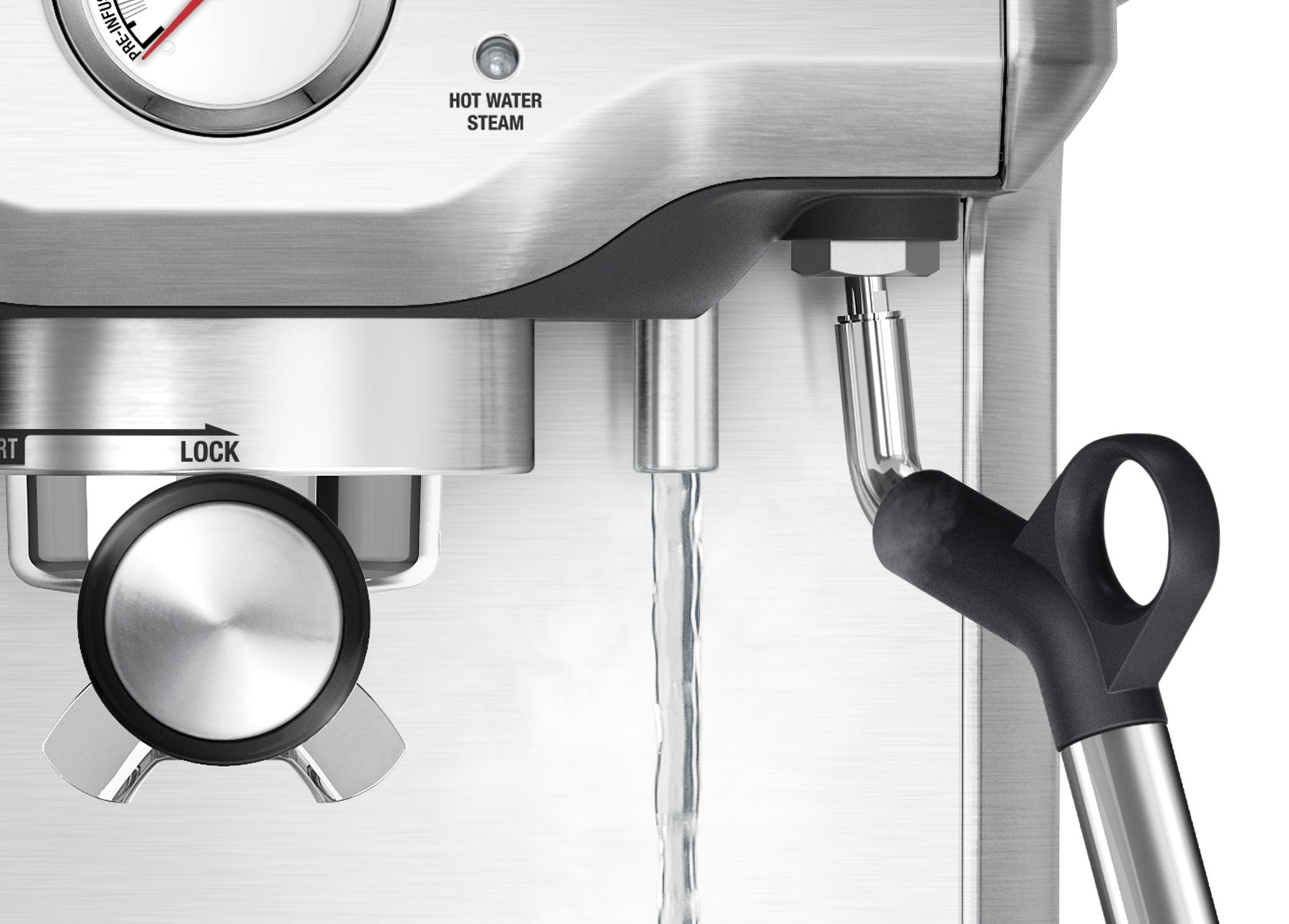 Breville BES840XL the Infuser Espresso Machine by Breville (Image #3)