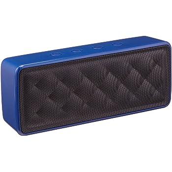 Amazon Com Amazonbasics Portable Wireless Bluetooth