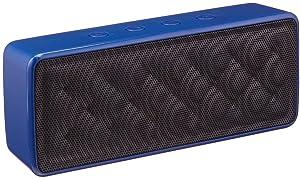 AmazonBasics Portable Wireless Bluetooth Speaker - Blue