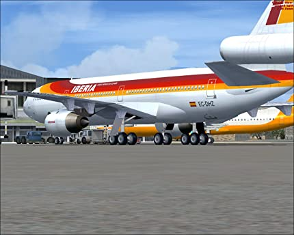 Amazon com: Fly To Spain FSX [Download]: Video Games