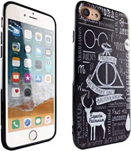 iPhone SE 2020 CASEMPIRE Master of Death TPU Case Shock Proof Never Fade Slim Fit Cover for iPhone SE 2020 Magic Spells Together They Made One