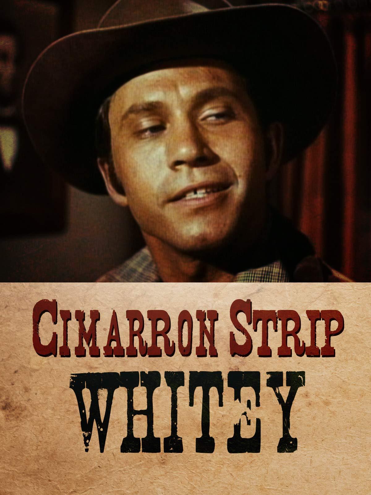 Cimarron Strip - Whitey on Amazon Prime Video UK
