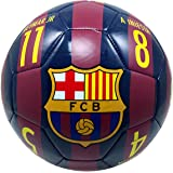 FC Barcelona Authentic Official Licensed Soccer Ball Size 5 - 04-5