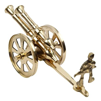 Beautiful Home Decor | Home Decorative Items In Living Room, Bedroom | New Brass  Rajasthani Canon