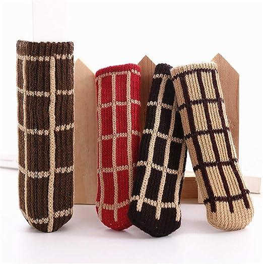 Silla Almohadillas para Patas Protectores de Piso 12PCS Diseño de ...