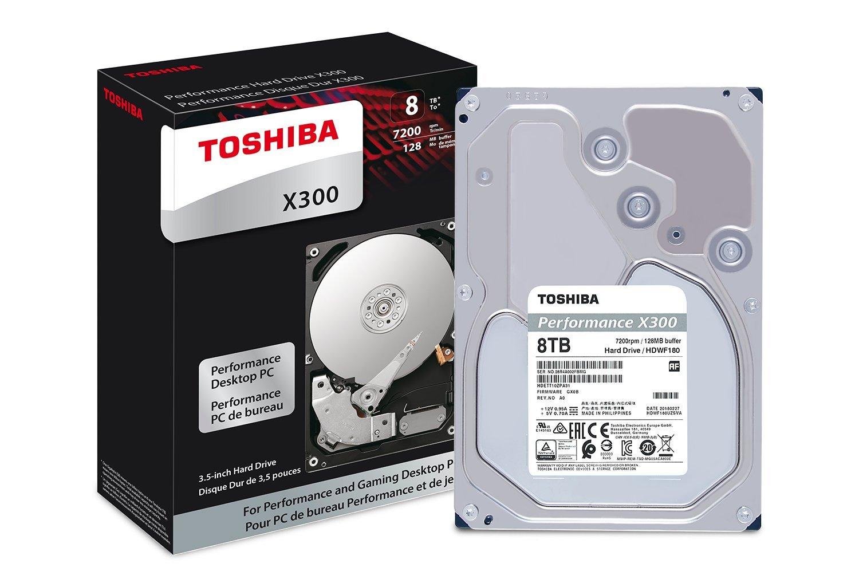 Amazon.com: Toshiba X300 - Disco duro interno (3,5
