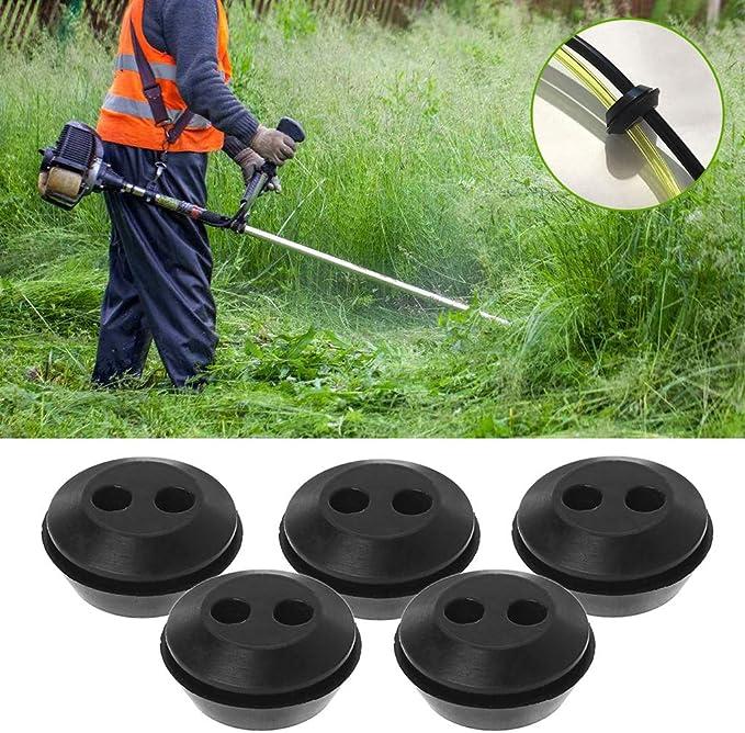 Manyo - Juego de 5 tapones de manguera de carburante, kit de repuesto de tubo de combustible para depósito de combustible: Amazon.es: Bricolaje y herramientas