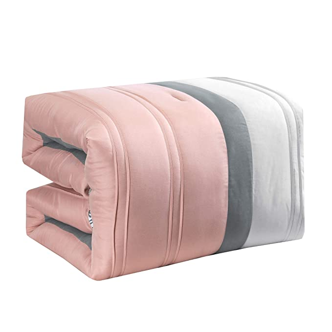 Amazon.com: GrandLinen - Juego de cama de 7 piezas con ...
