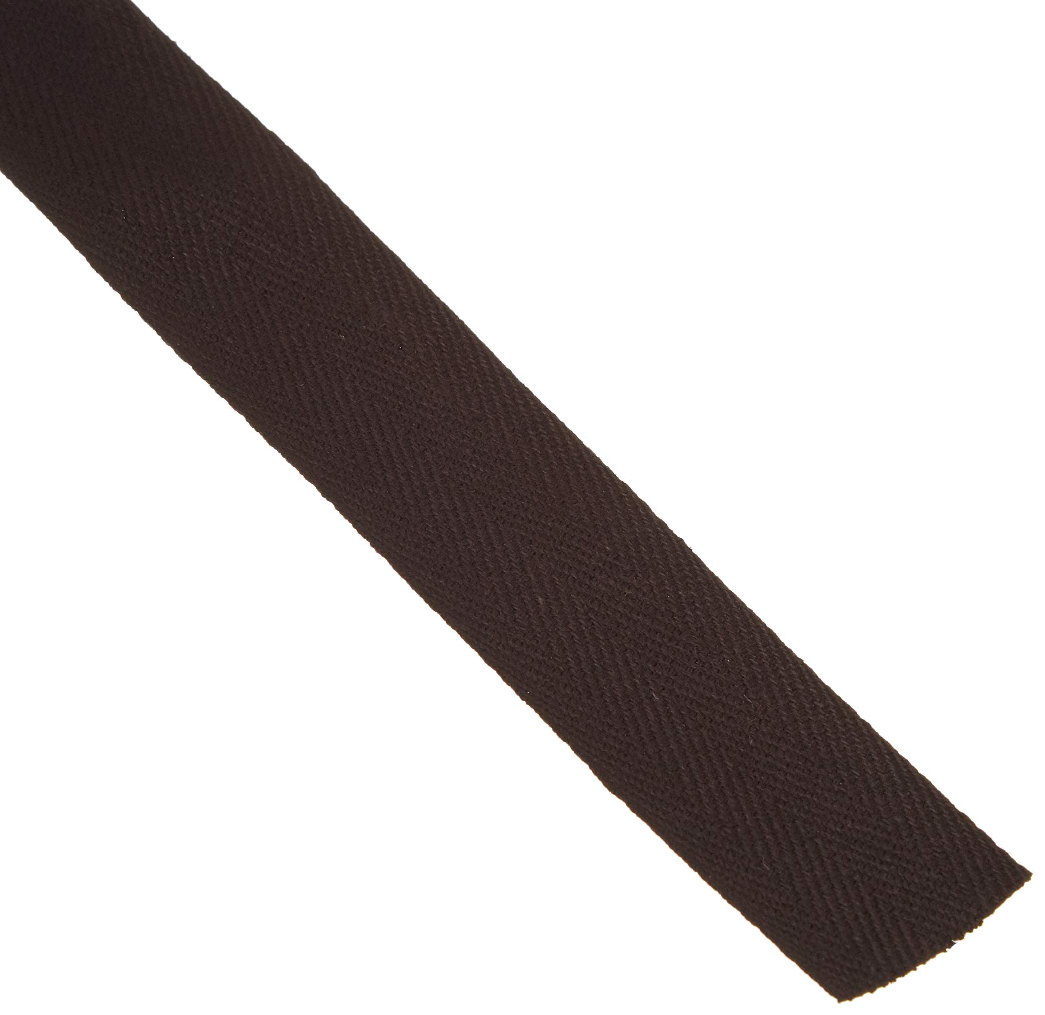 Products From Abroad 100% Cotton Twill Tape 1'' X55yd-Black by Products From Abroad