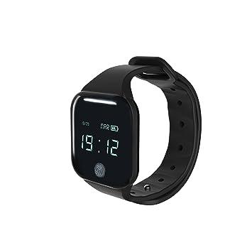 BLAUPUNKT BLP5000 Montre Connectée Bluetooth avec Cardio fréquencemètre