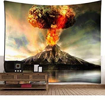 ... pared de tapiz mandala böhmisch pared colgantes Cabecero Cama Manta pared india pared toalla cortina playa Topo 79*71in multicolor: Amazon.es: Hogar