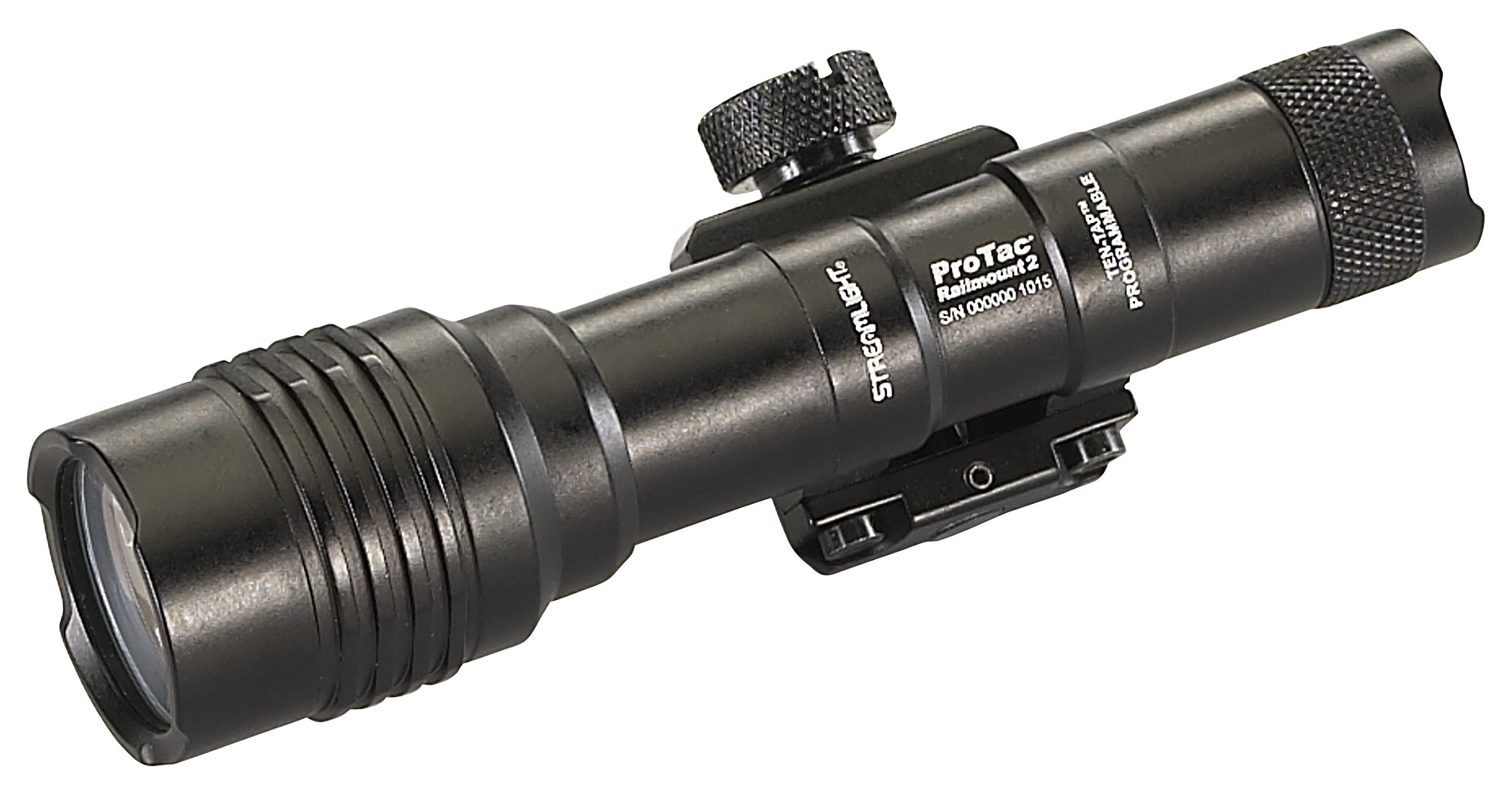 Streamlight 88059 ProTac Railmount 2L Dedicated Fixed-Mount Long Gun Light, Black by Streamlight