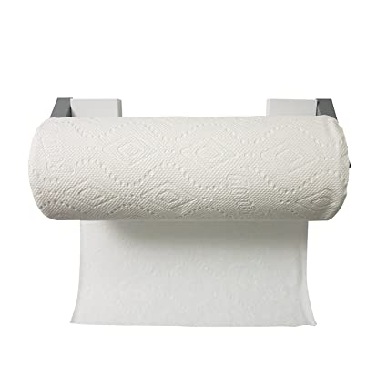 94572eef770 Image Unavailable. Image not available for. Color  Adjustable Magnetic  Paper Towel Holder by KitchenKlassics