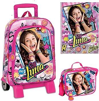 Trolle Kids Lunch Bag Set
