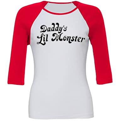 808b9ac29d0 Simplicitees Daddy s Lil Monster Tshirt 3 4 Length Sleeved