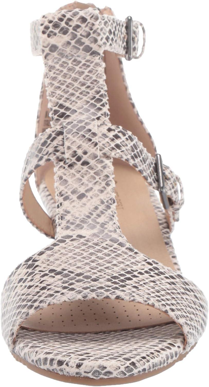Aerosoles Womens Applause Wedge Sandal