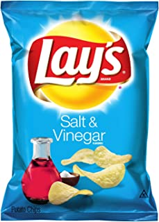 product image for Lay's Potato Chips, Salt and Vinegar, 9.5 Ounce