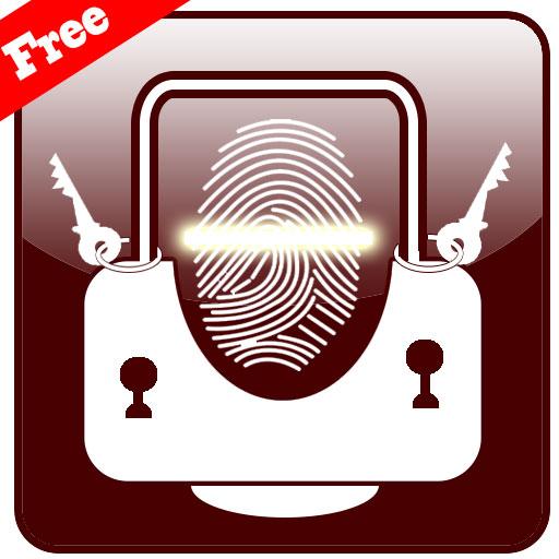 Fingerprint lockscreen prank free