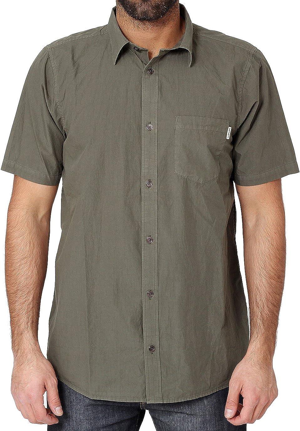 Carhartt WIP-Camisa de manga corta para hombre, diseño de ...