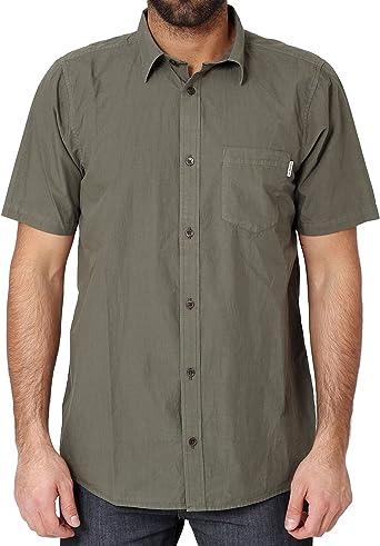 Carhartt WIP Wesley - Camisa de manga corta para hombre: Amazon.es: Ropa y accesorios