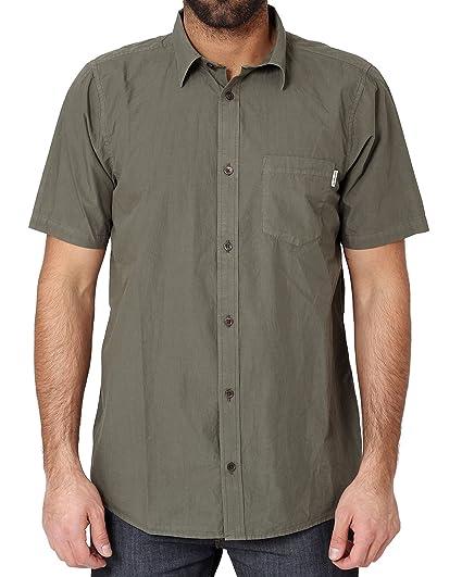 Carhartt WIP-Camisa de manga corta para hombre, diseño de Wesley ...