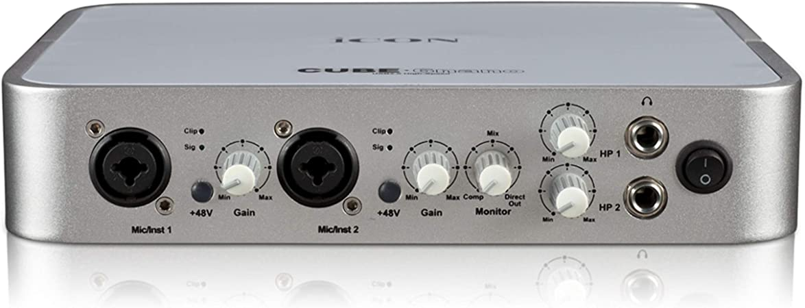Cube 6Nano VST: Amazon.es: Instrumentos musicales
