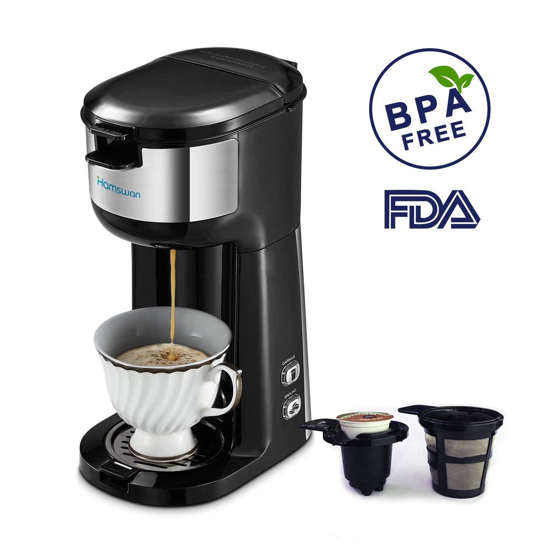 Single Serve Coffee Maker Brewer Hamswan K Cup Coffee Maker Coffee