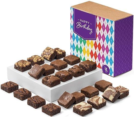 Fairytale Brownies - Cesta de regalo para cumpleaños, diseño ...