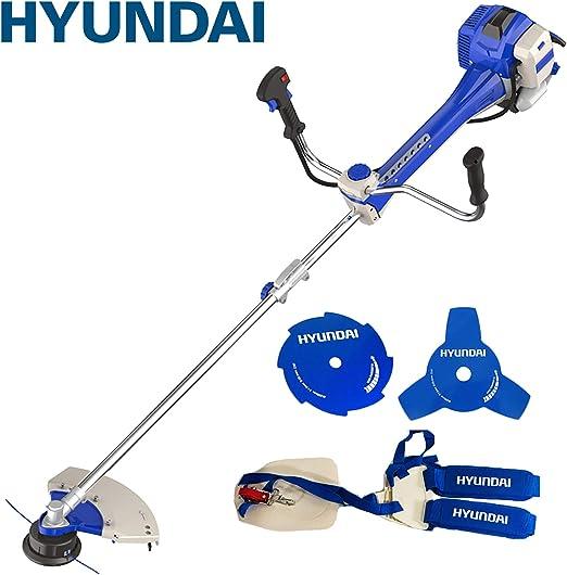 Hyundai HYBC5080AV cortadora de césped - Cortacésped: Amazon.es: Hogar